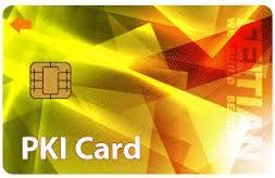 pki smart card